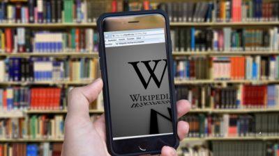 Самый известный человек по версии Wikipedia