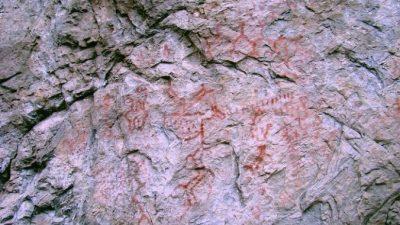 Легендарную Ларгинскую писаницу возрастом 4 тысячи лет нашли в Забайкалье