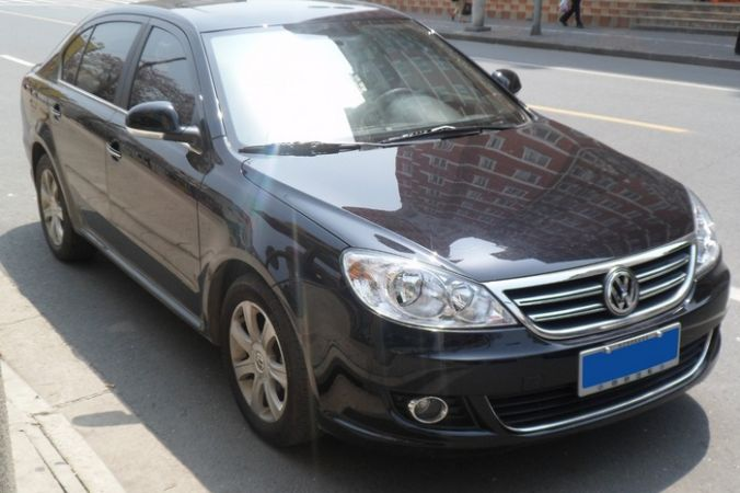 Китайский Volkswagen Lavida 01. Фото: Navigator84/commons.wikimedia.org/CC BY-SA 3.0 | Epoch Times Россия