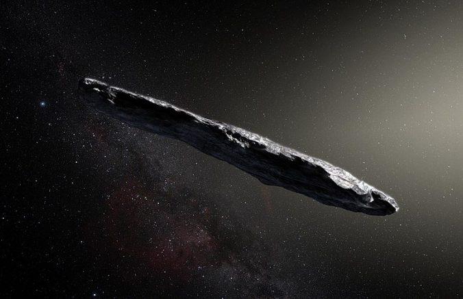 Первый в истории межзвёздный астероид необычной формы озадачил учёных