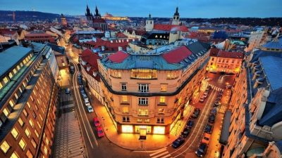 Новый год в Праге подарит незабываемые впечатления