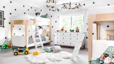 Как выбрать люстру для детской комнаты?