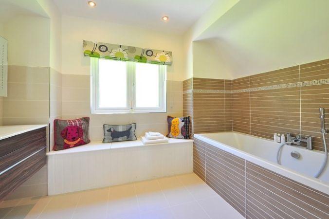 Как сделать ванную комнату уютной