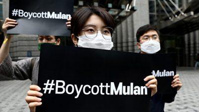 Почему набирает обороты движение по байкотированию фильма «Мулан»?