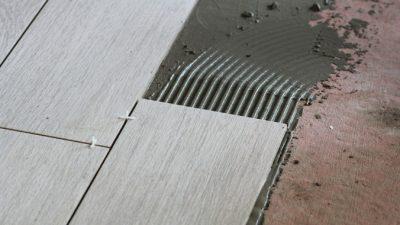 Оптимальный выбор керамической плитки для ванной комнаты