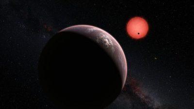 Вокруг холодной звезды найдены пригодные для жизни планеты