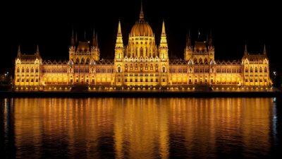 Удивительный город Будапешт