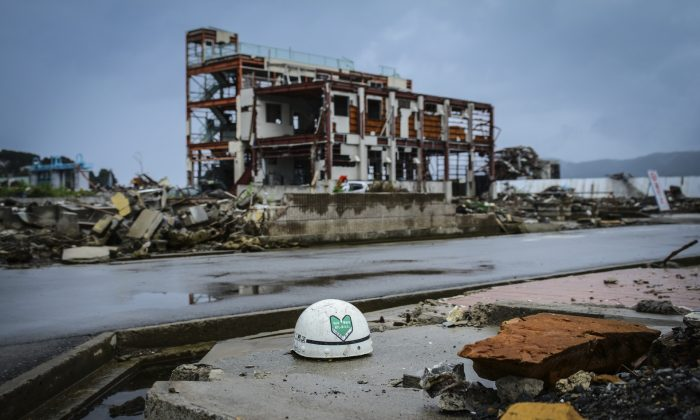 Искиномаки, префектура Мияги, Япония, 21 августа 2011 года, через шесть месяцев после цунами. (Egadolfo / iStock) | Epoch Times Россия