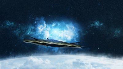 Древний китайский трактат описывает НЛО?