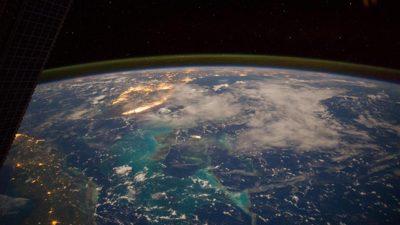 Карибское море издаёт загадочный свист, слышимый из космоса