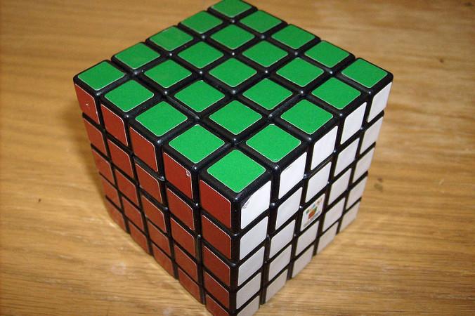 Кубик Рубика. Фото: Hellbus/commons.wikimedia.org/CC BY-SA 3.0 | Epoch Times Россия