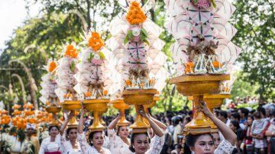 В Индонезии наблюдается туристический бум