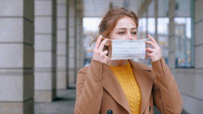 Носите защитную маску без последствий для кожи! Советы эксперта