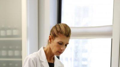 Косметическая акупунктура против старения, аллергии и пятен на коже