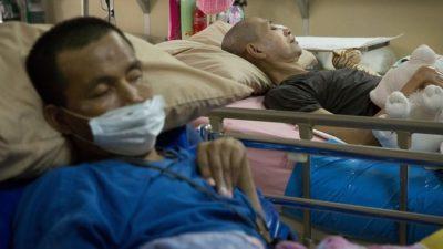 Учёные: опасность ВИЧ снижается с течением времени
