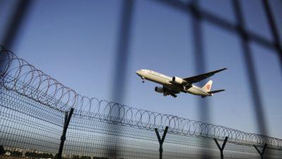 Таинственные задержки рейсов в Китае