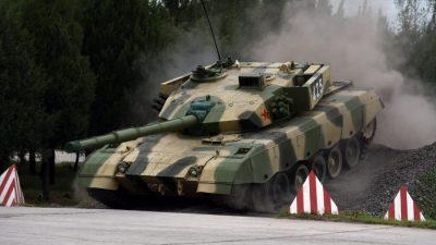 Будет ли эффективным китайское оружие в современной войне?