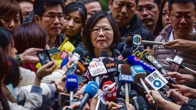 СМИ, поддерживающие Си Цзиньпина, анализируют политику Си в отношении к Тайваню