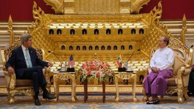 АСЕАН не может сдержать Китай в Южно-Китайском море