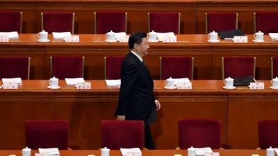 Слухи о переезде столицы Китая. Чиновники бегут от смога, жители остаются