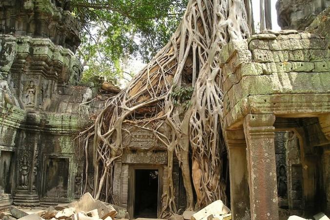 В джунглях Камбоджи прячется очень много затерянных городов. Фото: pixabay.com/CC0 Public Domain   Epoch Times Россия