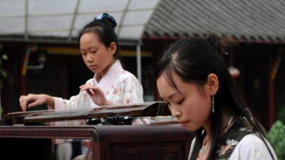 Древний Китай: общество, которое управлялось музыкой и ритуалами
