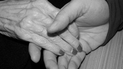 Супругам, прожившим вместе 62 года, пришлось 9 месяцев жить раздельно. Они с трудом перенесли разлуку