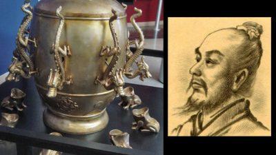 2000 лет назад в Китае создали точный сейсмоскоп