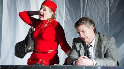 Спектакль «Утиная охота. Шесть дней из жизни» состоится в парке «Фили»
