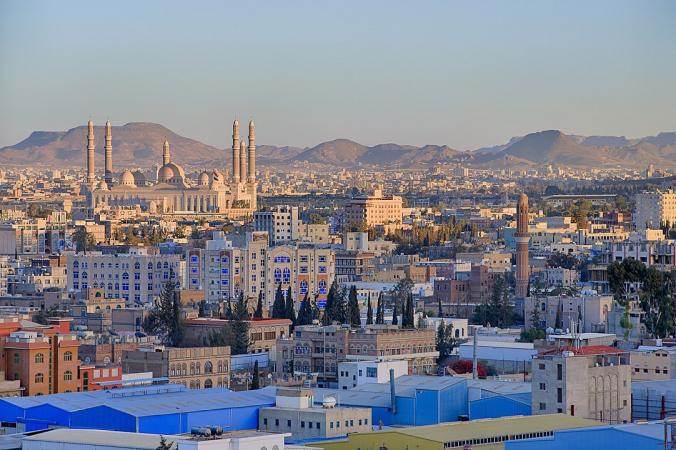 المصور أنس الحاج - Sana'a - HDR, CC BY-SA 2.0, https://commons.wikimedia.org   Epoch Times Россия