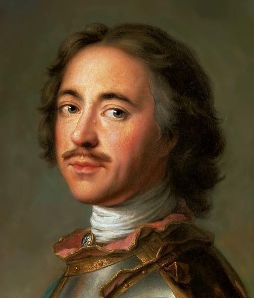 Портрет Петра I, 1717 год. Натье, Жан-Марк/wikipedia.org/Общественное достояние