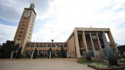 ВВС Кении разбомбили базы «Аш-Шабаб»