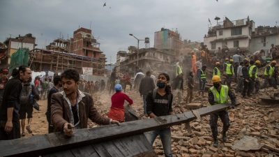 Эвакуации из Непала ждут ещё более 100 россиян