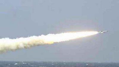 КНДР запустила две ракеты малой дальности в море