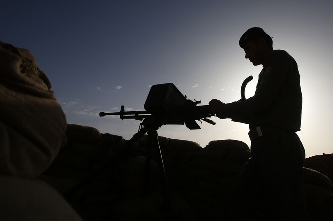 MOHAMMED SAWAF/AFP/Getty Images | Epoch Times Россия