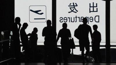 В Китае внезапно отменили более ста авиарейсов