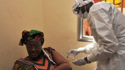 Распространение Эболы замедлилось
