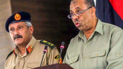 В Ливии — острая нехватка электроэнергии
