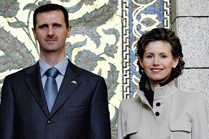Президент Сирии Башар Асад со своей супругой. Фото: Ricardo Stuckert/ABr/sk.wikipedia.org/CC BY 3.0 BR | Epoch Times Россия