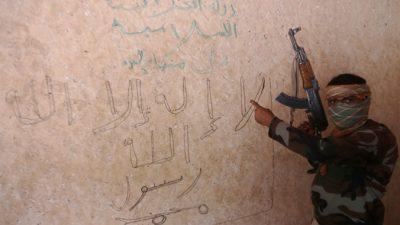 Русскоговорящие боевики ИГ обезглавили иракского солдата