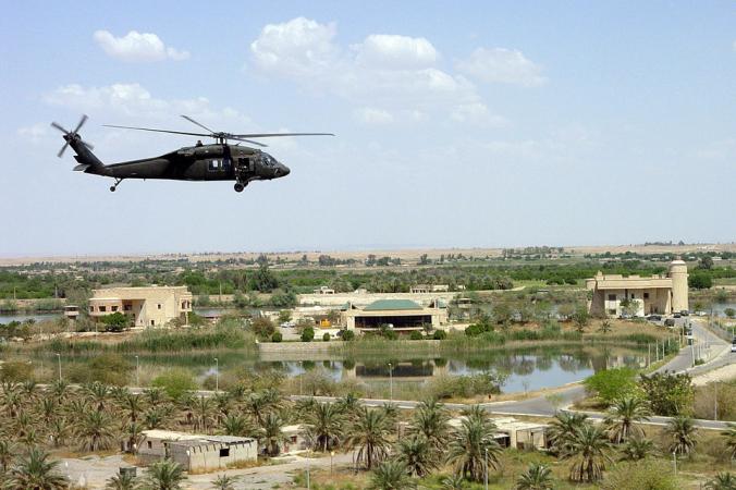 SGT Tom Pullin - US Army UH-60 Black Hawk, Общественное достояние, https://commons.wikimedia.org | Epoch Times Россия