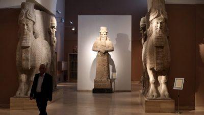Боевики ИГИЛ сравняли с землёй древне-ассирийский город Нимруд