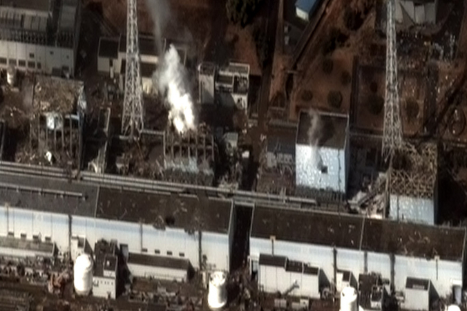 Digital Globe - Earthquake and Tsunami damage-Dai Ichi Power Plant, Japan, CC BY-SA 3.0, https://commons.wikimedia.org   Epoch Times Россия