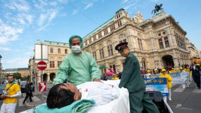 Возможно ли запланировать пересадку сердца через 2 недели? Возможно, потому что у китайской компартии есть банк живых доноров
