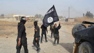 США и союзники нанесли 18 авиаударов по позициям «Исламского государства»