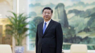 Китайские СМИ пытались подменить подаренную Си Цзиньпину карту Китая