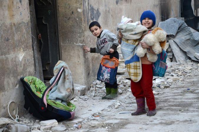 NAZEER AL-KHATIB/AFP/Getty Images | Epoch Times Россия
