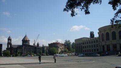 МИД РФ выразил соболезнование Армении за расстрел семьи в Гюмри