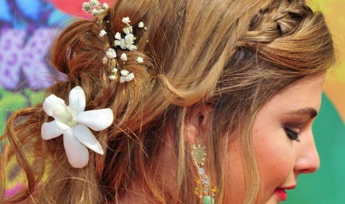 Украшения для волос. Фото: Frazer Harrison/Getty Images   Epoch Times Россия