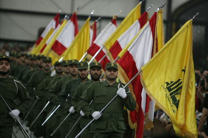 ВВС Израиля расстреляли с воздуха колонну «Хезболы»
